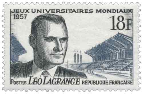Léo Lagrange (1900-1940), homme politique