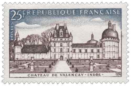 Château de Valençay (Indre)