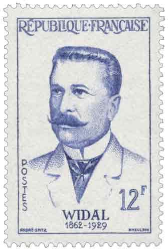 Grands médecins. Fernand Widal (1862-1929)