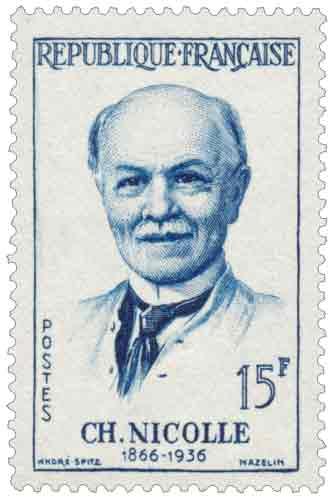 Charles Nicolle (1866-1936)