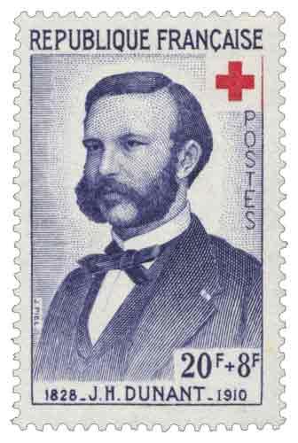 J. Henri Dunant (1828-1910)