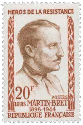 Louis-Martin Bret (1898-1944)