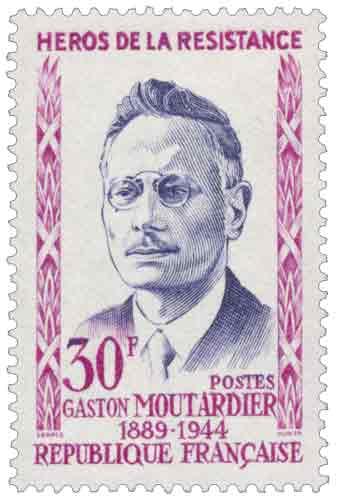 Gaston Moutardier