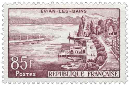 Ville d'Évian-les-Bains