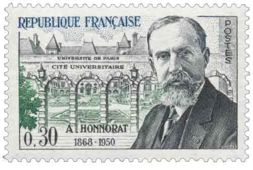 10ème anniversaire de la mort d'André Honnorat