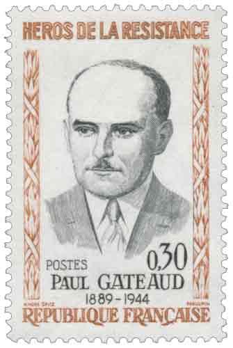 Paul Gateaud (1889-1944)