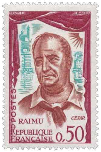 Jules Auguste Muraire, dit Raimu (1883-1946)