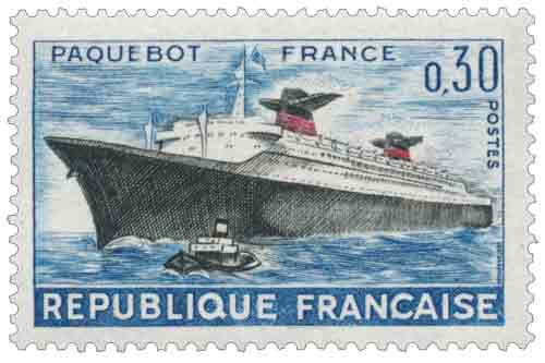 Paquebot « france »