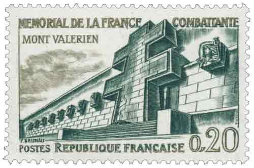 Mont Valérien, le Mémorial de la France combattante