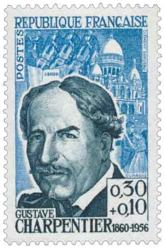 Gustave Charpentier (1860-1956)