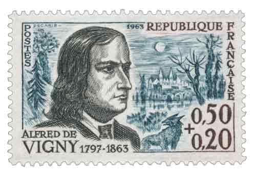 Centenaire la mort du poète Alfred de Vigny