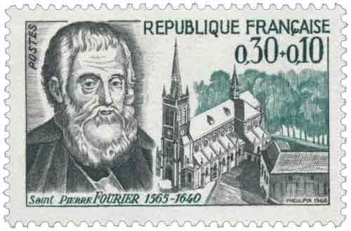 Saint Pierre Fourier (1565-1640)