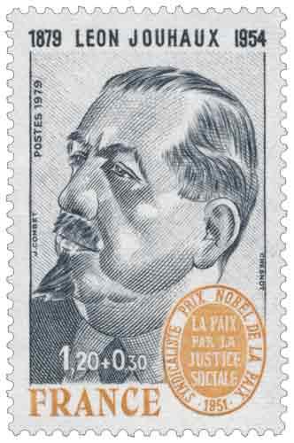 Léon Jouhaux (1879-1954)