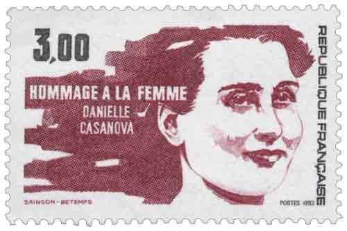 Danielle Casanova (1909-1943)