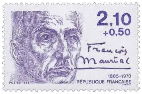 François Mauriac 1885-1970