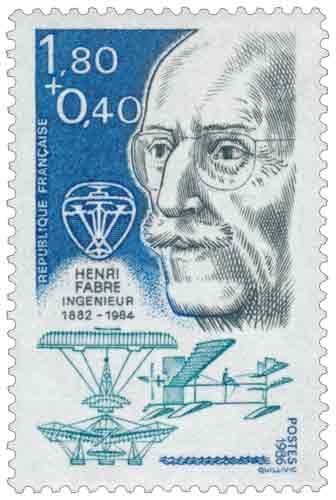 Henri Fabre (1882-1984)