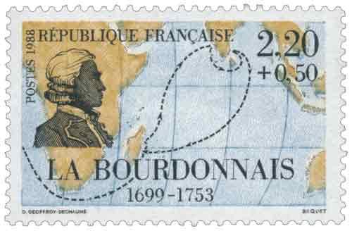 Bertrand-François Mahé La Bourdonnais (1699-1753)