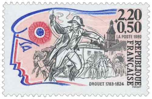 Jean-Baptiste Drouet (1763-1824), révolutionnaire
