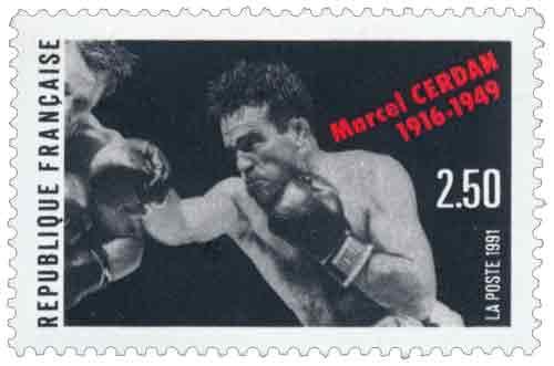 75e anniversaire de la naissance de Marcel Cerda