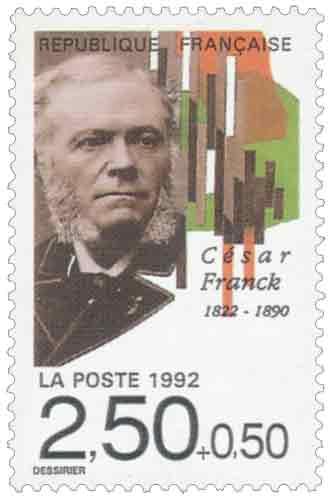 César Franck (1822-1890)