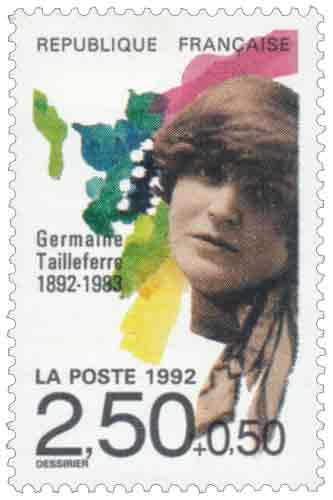 Germaine Tailleferre (1892-1983), compositrice