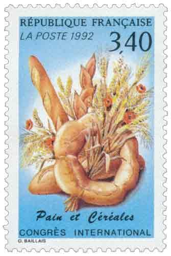 Congrès international du pain et céréales
