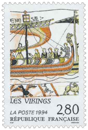 1994 LES VIKINGS