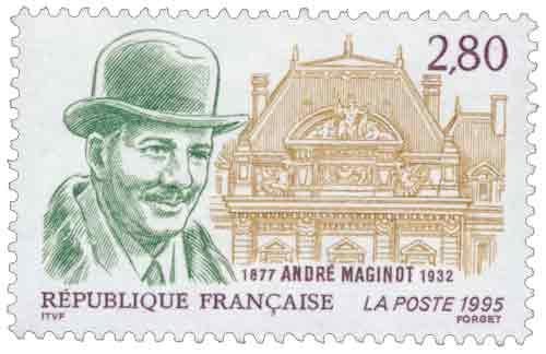 Hommage à André Maginot (1877-1932)