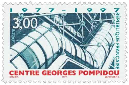 Centre Georges Pompidou (1977-1997)