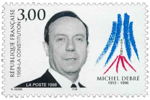 1958 la Constitution. Hommage à Michel Debré (1912-1996)