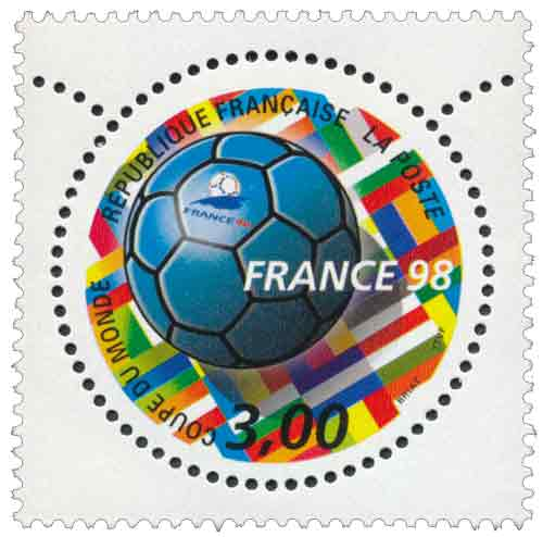 France 98. Coupe du Monde de Football