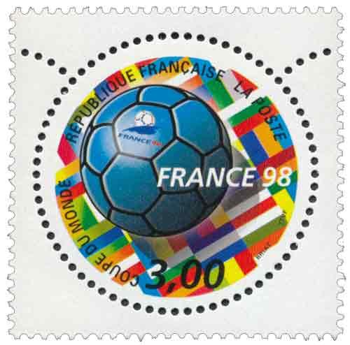 France 98. Coupe du Monde de Football