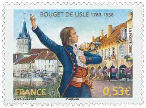 Capitaine Claude Joseph Rouget de Lisle