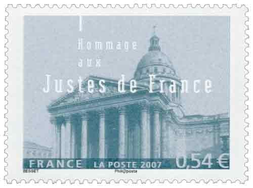 Hommage aux Justes de France