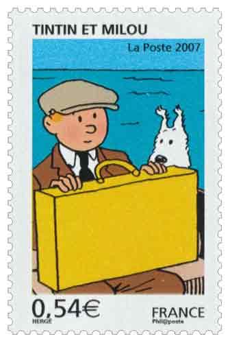 Les voyages de Tintin : (Tintin et Milou)