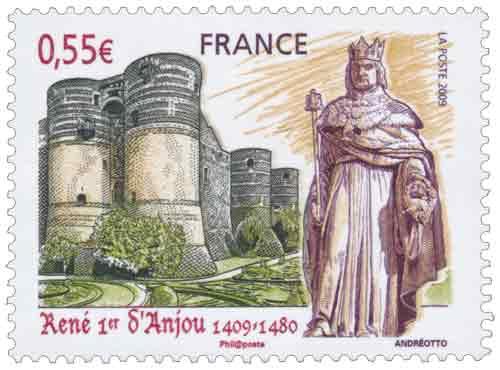 René Ier d'Anjou