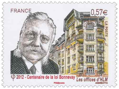Loi Bonnevay 1912-2O12, Laurent Bonnevay (1870 - 1957)