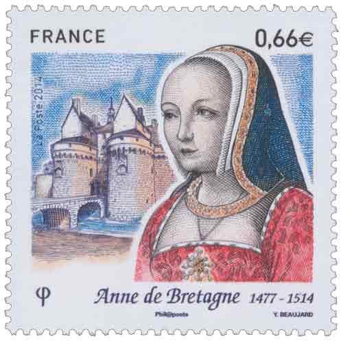 Anne de Bretagne 1477–1514, célébration des 500 ans de sa mort