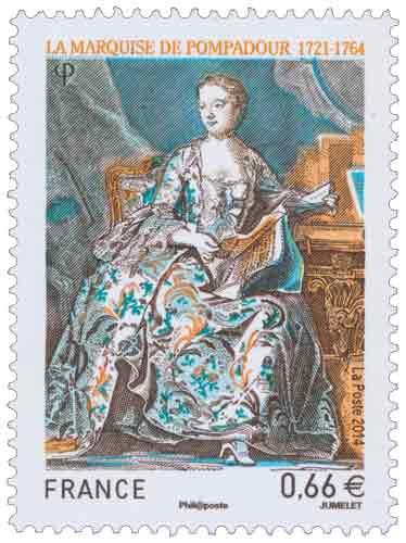 250ème anniversaire de la mort de la marquise de Pompadour