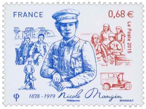 Nicole Girard Mangin (1878 - 1919)