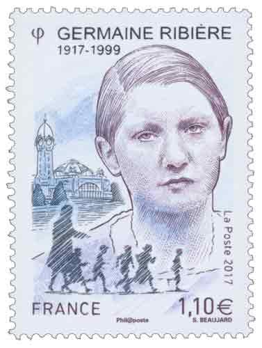 Germaine Ribière