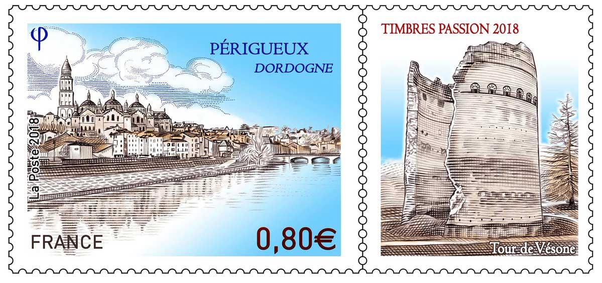 TIMBRE PASSION - Périgueux Dordogne
